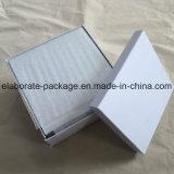 Kreativer Entwurfs-Großverkauf-hochwertiger weißer hölzerner einzelner Uhr-Kasten
