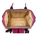 Fraldas para bebés de moda de qualidade superior do saco de ombro de Viagem Mochila Saco de Fraldas