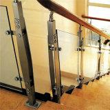 ホーム装飾304のステンレス鋼階段ガードレールのコラム