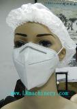 3D maschera di protezione non tessuta del dottore Patients che fa macchina