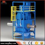 円形の鋼鉄のためのMayflayの鋼管のショットブラスト機械