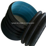 трубы рифлевания HDPE 400mm Double-Wall