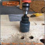 O furo do bimetal M42 M3 do HSS considerou o cortador da broca para o Woodworking