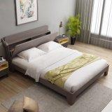Коммерческие металлические двухъярусные кровати мягкой зеленой (HX - 8ND9530)