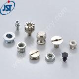 Auto tournant en métal de haute précision de pièces en aluminium CNC