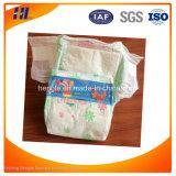 Tecido descartável do bebê respirável macio com preço de Ecnomical