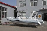Liya 660 Boten van Hull van de Glasvezel van de Boot van de Rib voor Verkoop