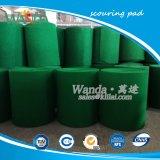 Starke Reinigungs-Reinigungsapparat-Auflage-abschleifende Schwamm-Reinigung-Auflage in der Rolle