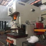 Máquina de perfuração pneumática da chapa de aço do C-Frame de Jh21-100ton