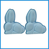 Прессформа торта силикона прессформы выпечки формы кролика Sy05-05-001 смешная