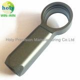 China anodisierte Aluminiumersatzteile mit CNC der Prägemaschinellen Bearbeitung