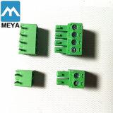 Alimentación de PA8 PA10 PA12 PA16 a través del bloque de terminales con el protector del alambre 12 puntas del surtidor chino material de los PP