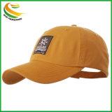 2018 Nueva promoción de la llegada de deporte personalizadas con logotipo bordado gorra de béisbol