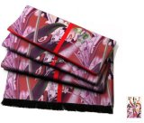 형식 겨울 항저우 중국에서 모직에 의하여 인쇄되는 스카프 공급자