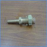 カスタマイズされた機械で造られたステンレス製の製粉の予備品CNCの機械化の製品