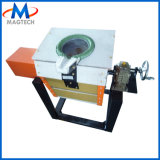 De middelgrote Smeltende Oven van de Inductie van de Frequentie voor Ijzer en Staal