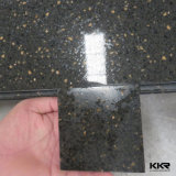 12mm Black Solid Surfaces Sheet for Countertop