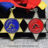 Venda por grosso de Desportos Medalha de Entrega rápida