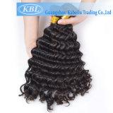 100% волос человека кожу Weft ленту в волосы расширений Омбре