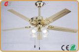 Licht van de Plafondventilator van de Afstandsbediening van de lage Prijs het Nationale Met Ce&RoHS