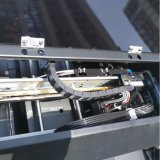 유리제 목제 플라스틱 전화 상자 인쇄를 위한 새로운 디자인 A4 크기 탁상용 UV LED 평상형 트레일러 인쇄 기계