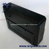 Stoorzender van de Telefoon van de Desktop van de hoge Macht de Cellulaire met Gebouwd in Batterij