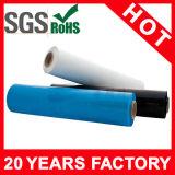 Растянутый голубой Wrap пленки (YST-PW-053)