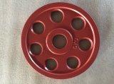 Fori orizzontali della pinsa del piatto With7 del peso di Hammerton del bordo
