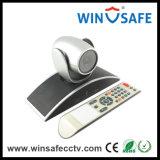 Calcolatore nero e microfono della videocamera del microfono della macchina fotografica del USB