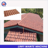Haltbare attraktives Aussehen-Mailand-überzogene Dach-Steinfliese