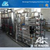 Usine de traitement de l'eau de l'eau purifier la machine