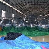 패션쇼, 디스코를 위한 은 팽창식 PVC 미러 풍선