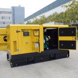 Générateur Diesel quatre cylindres avec 85kVA Premier type de silencieux d'alimentation
