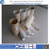 공장은 무료 샘플로 직접 야금술 기업을%s Nomex 먼지 여과 백을 공급한다