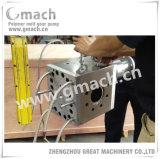 Pompe à engrenages de fonte de polymère pour ligne d'Extrusion de tuyaux en plastique