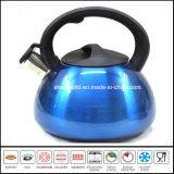 Cookware de la caldera del agua del color del acero inoxidable