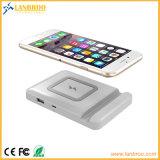 이동 전화 대 & USB 포트를 가진 다기능 무선 힘 은행