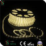 Luz vendedora caliente de la cuerda del LED para la decoración de Navidad