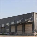 アフリカへの鉄骨構造の木造家屋サンドイッチパネルの倉庫のエクスポート