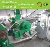 Mascota de lavado de botellas de trituración de secado Línea de Reciclaje