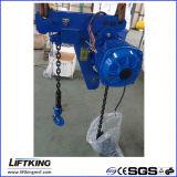 Warehouse Usage (ECH 03-01LS)를 위한 3개 T Uniquely Designed Electric Chain Hoist