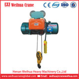 Weihua стального троса лебедки с электроприводом (CD1 MD1)