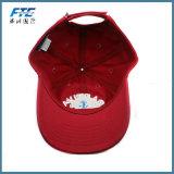 Cappello non strutturato su ordinazione di Snapback dei berretti da baseball di marchio del ricamo 3D