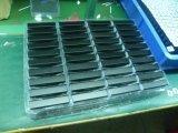 アルミニウム金属小型正方形力バンク2600mAh