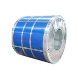 PPGI couché couleur de la bobine d'acier galvanisé prélaqué