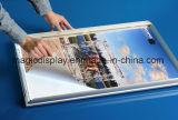 Armazón de aluminio Shopping Mall pantalla de publicidad