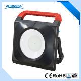 Indicatore luminoso portatile del lavoro di 50W LED con 2 zoccoli della presa