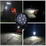 Luz de trabajo auto IP69K del alimentador LED de la luz de conducción de la motocicleta de la lámpara 45W del LED impermeable