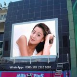 P4 RGB esterno che fa pubblicità al modulo della visualizzazione di LED