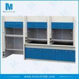 Hotte de extracção de aço para o sistema de segurança de laboratório